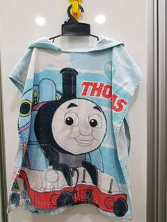 Thomas & Friends bath hoodie towel