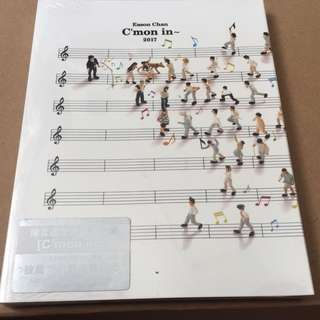 Eason Chan 陳奕迅 C'mon In CD (Includes Normal Postage)