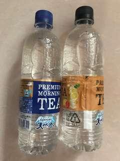 日本透明奶茶/檸茶