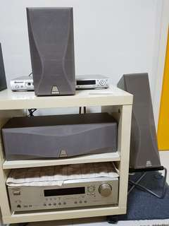 Onkyo 5.1 Home Theatre System