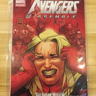 Marvel Avengers Assemble #16