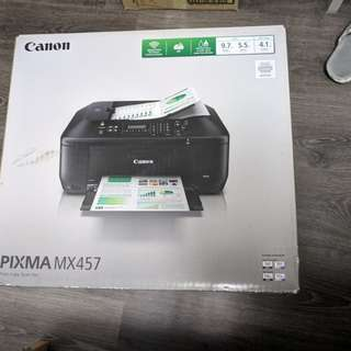 Canon Pixma MX457 Printer