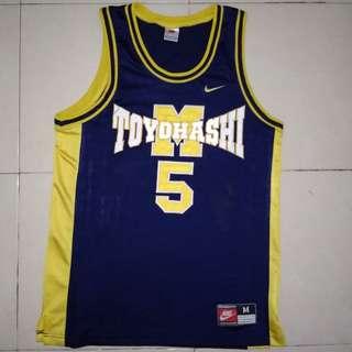Jersey basket nike toyohashi size M
