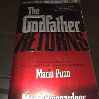 The Godfather Returns by Mario Puzo