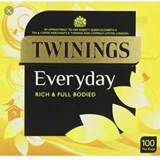 twinnings everyday teabag