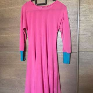 Jubah kembang / Long dress