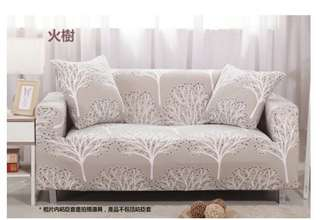Sofa cover 3-4 seater 沙發彈性布套 3-4坐位