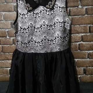 Dress hitam bangkok