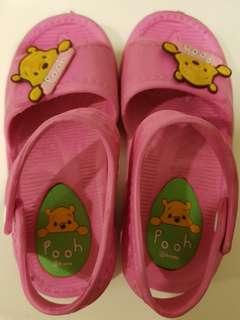 Winnie The Pooh Girl's Sandal