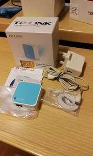 TP-LINK Nanos Router TL-WR702N