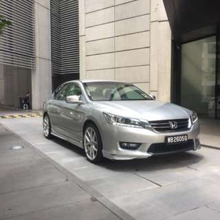 Honda Accord (2015) 2.0 VTi-l