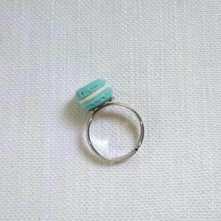 Handmade Macaron Ring