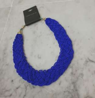 BNWT Forever 21 Chunky bead necklace