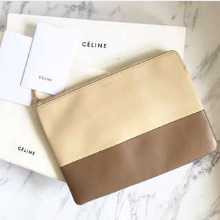 100%real 85新Celine Pouch