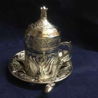 Turkish coffee cup set 土耳其咖啡杯套裝(B)