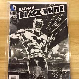 DC Batman Black & White #2