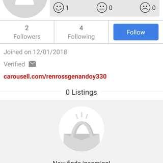 BOGUS BUYER!!! JOY RESERVER!!! https://carousell.com/renrossgenandoy330