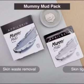 April skin mud mask