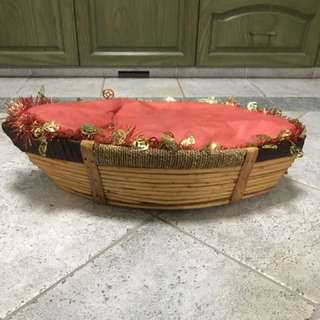 Ship Hamper Basket