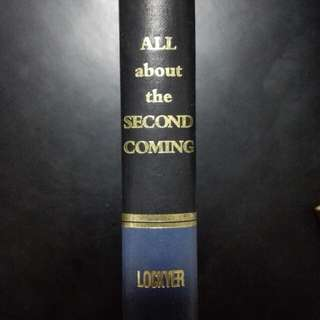 All about the second coming *hardcover (Christian Revelation)