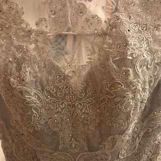 Evening Gown 淺灰色晚裝