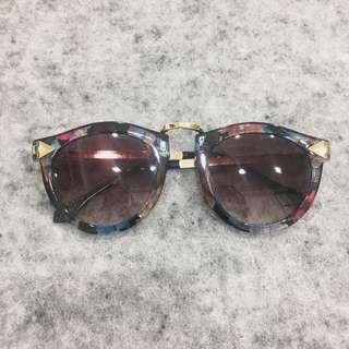 🚚 花框 太陽眼鏡