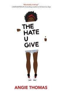 The Hate U Give by Angie Thomas eBook