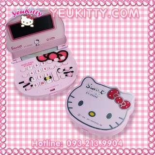Hello Kitty mini calculator