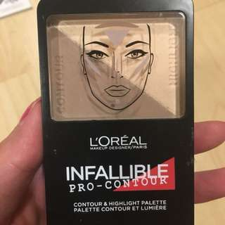 L'Oréal Infallible Pro Contour -813 Light Clair
