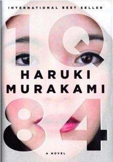 1Q84 by Haruki Murakami eBook