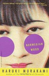 Norwegian Wood by Haruki Murakami eBook