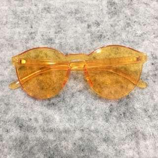 🚚 無框 造型眼鏡 太陽眼鏡