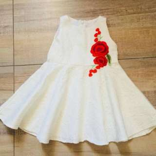 Peppermint Girl's dress