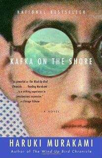 Kafka on the Shore by Haruki Murakami eBook