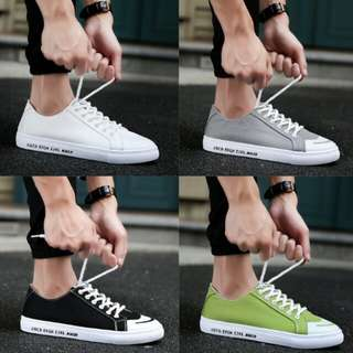 COLORFUL CONVERSE INSPIRED CASUAL COMFORTABLE SNEAKER