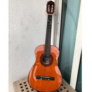 Synchronium Acoustic Guitar for Beginners