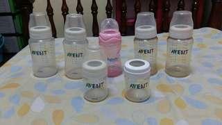 Preloved Avent Feeding Bottle