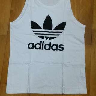 Adidas背心