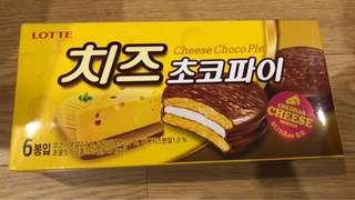 樂天Lotte朱古力芝士蛋糕