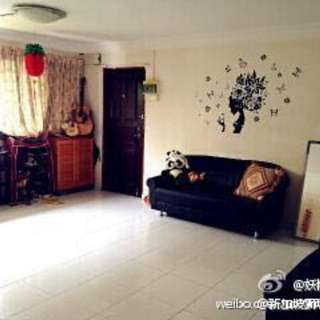 Boon keng Sharing Common Room(3 ppl /room) -$350/month/ person