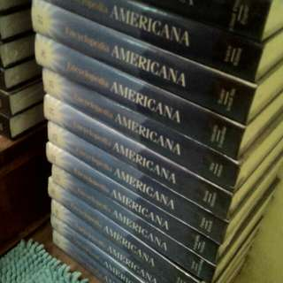 Americana britannica encyclopedia