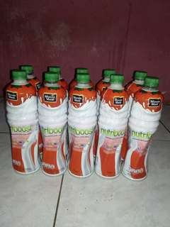 Minute maid Nutriboost Orange 750ml