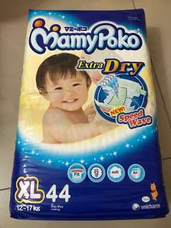 Mamypoko XL Tape Diapers