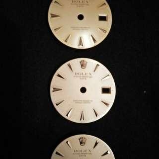 1960s Rolex 1500 original dial