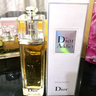 Christian Dior Addict 100ml EDT Women's Perfume