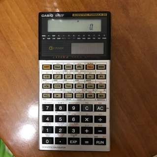 Casio Fox-50F Calculator