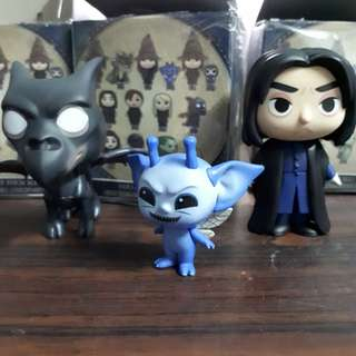 Mystery Mini Harry Potter Series 2 Snape Pixie Thestral