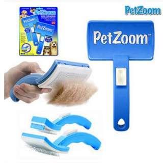 Pet Zoom Brush