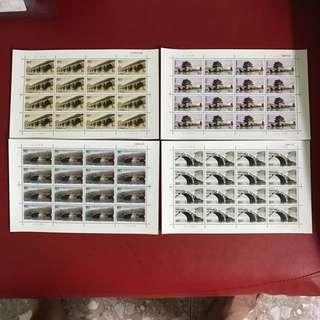 China stamp 2003-5 Pane