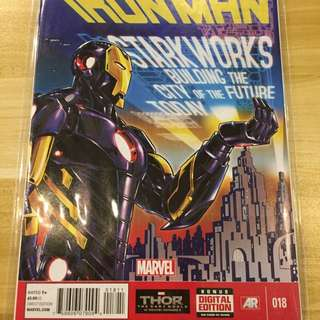 Marvel Iron Man #18